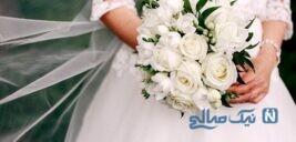 زیباترین کارت عروسی یک زوج جوان در روزهای کرونایی