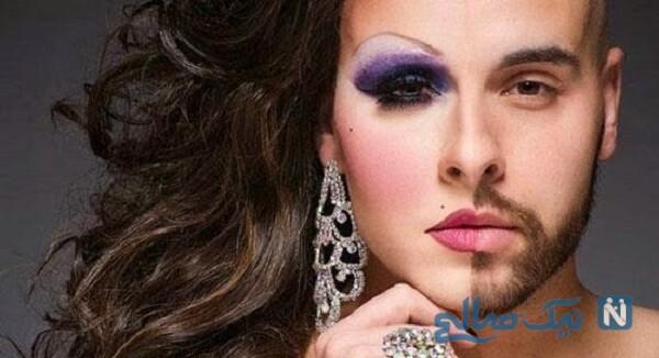 تغییر جنسیت عجیب مادر و پسر به پدر و دختر!