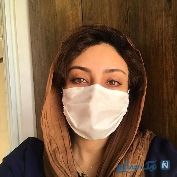 یکتا ناصر بازیگر ایرانی