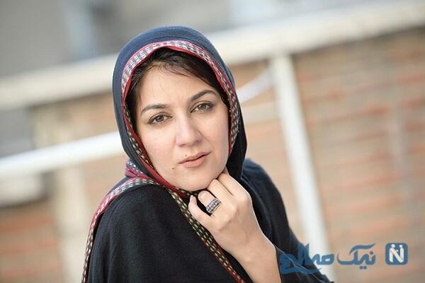 ستاره سکندری و علی اوجی بازیگر