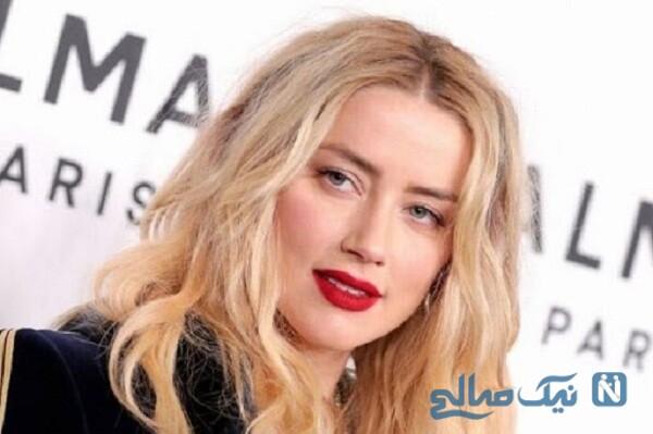 امبر هرد بازیگر سرشناس