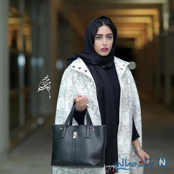ساناز طاری بازیگر شمعدونی