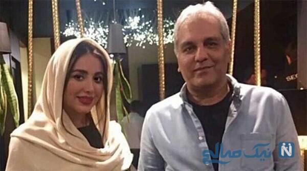سپیده مرادپور و مهران مدیری