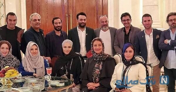 هنرمندان جشن حافظ