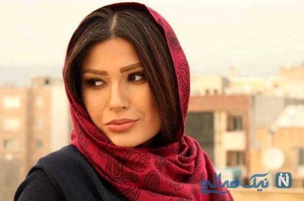 جشن تولد ۳۰ سالگی شیوا طاهری بازیگر زن ایرانی