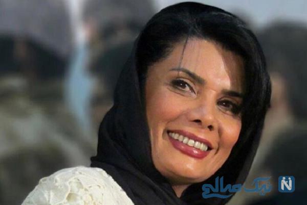 استایل جدید عاطفه رضوی بازیگر سریال پرستاران و همسرش حسین پاکدل