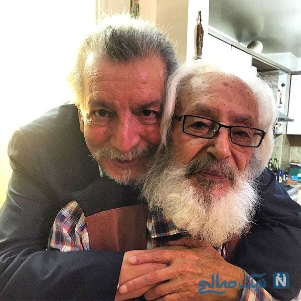 جمشید مشایخی و بهمن مفید