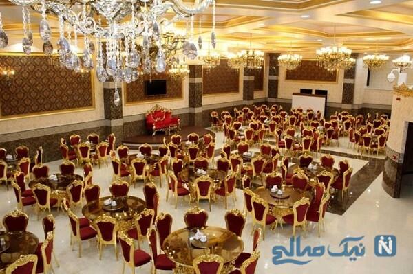 جشن نگرفتن عروس و داماد زیبای ایرانی بخاطر کرونا