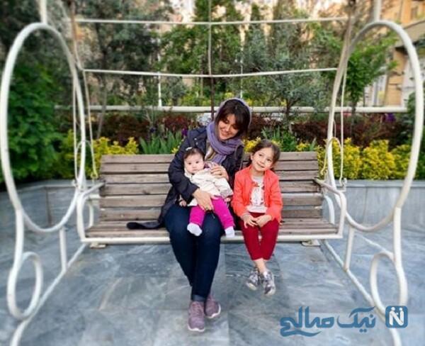 تبریک خواهر آقای بازیگر برای تولد پناه استخری