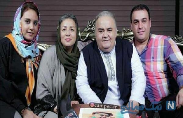 خانواده اکبر عبدی
