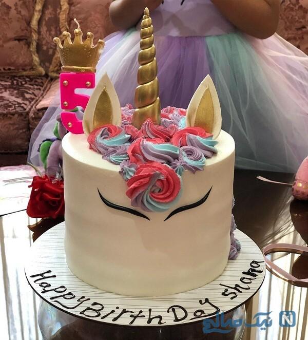 جشن تولد شانا
