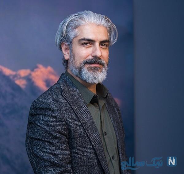 تغییر چهره هدیه تهرانی و مهدی پاکدل