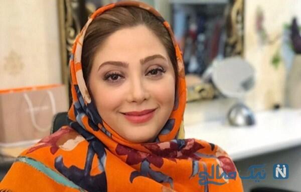 تغییر چهره مریم سلطانی بازیگر