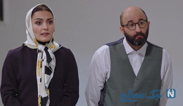 السا فیروز آذر در سریال هیولا