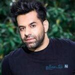 عکسی که رضا بهرام از ۴ سالگی خودش منتشر کرد