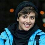 گریه ریحانه پارسا وسط مصاحبه برای خانواده اش