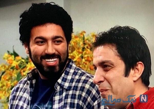 رقص علی صبوری و عباس جمشیدی در آخر خط