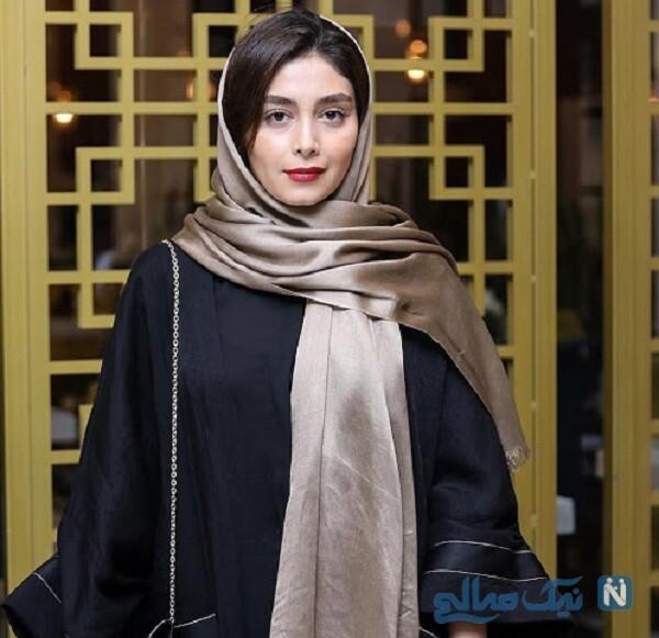 تیپ جدید دیبا زاهدی بازیگر