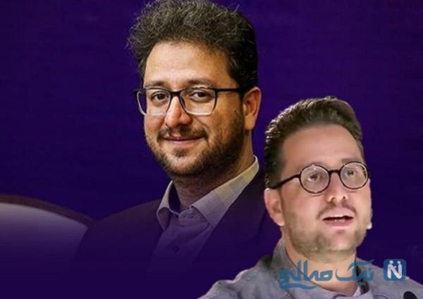 تغییر ظاهر دکتر بشیر حسینی