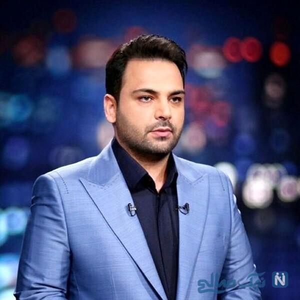 مصاحبه با احسان علیخانی مجری برنامه عصر جدید
