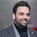تصاویر جدید احسان علیخانی با استایل متفاوت در جشن حافظ