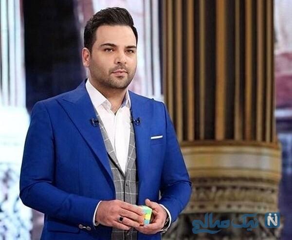 استایل احسان علیخانی در جشن حافظ