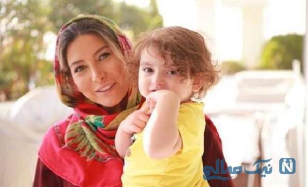 لایو جدید فریبا نادری و دختر خانم بازیگر