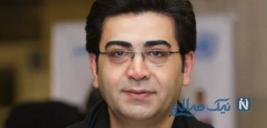 استایل متفاوت فرزاد حسنی مجری در مزار شهدای تهران