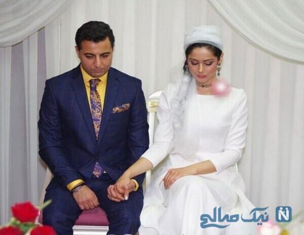 عروسی دختر حسین پاکدل