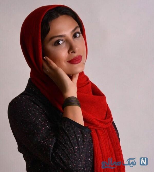 حدیثه تهرانی بازیگر معروف