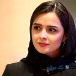 تصویر جدید حنا دختر ۷ ساله ترانه علیدوستی بازیگر شهرزاد