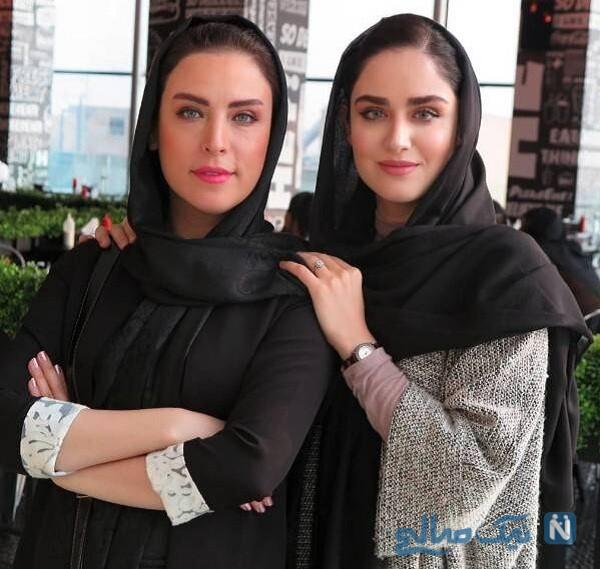 مادر و دختر جوان سینمای ایران