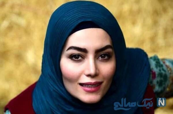 هدیه بازوند بازیگر سریال نون خ عکس برادر کوچکترش را منتشر کرد