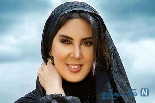 نعیمه نظام دوست و لیلا بلوکات در کنار مادرانشان