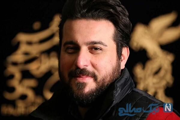 رضا گلزار در لایو محسن کیایی و تعریف کردن از سریال همگناه