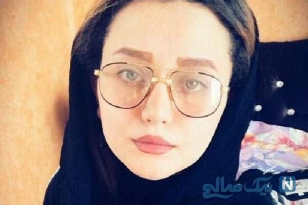 مهتاب جامی بازیگر مژگان در بچه مهندس ۲ و مادرش