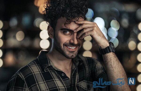 عکس جدید محمد صادقی