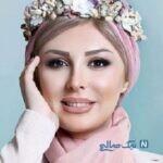 عکس جدید نیوشا ضیغمی بازیگر معروف با ماسک لاکچری اش