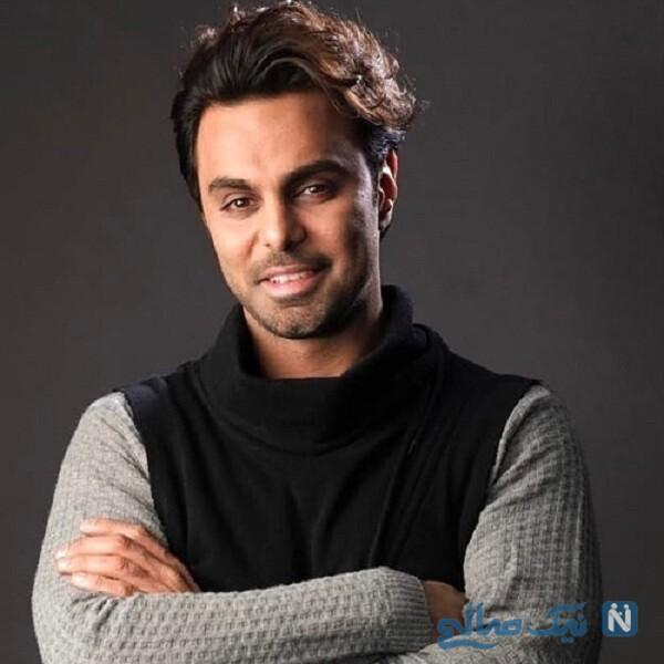 مهدی ماهانی بازیگر ایرانی