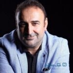 تیپ خاص و متفاوت مهران احمدی بازیگر سریال پایتخت لب دریا