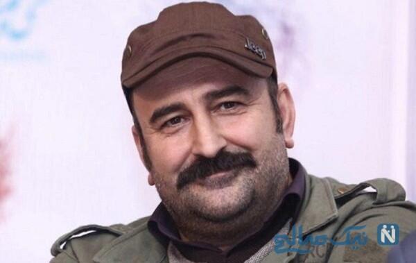 عکس دیده نشده از جوانی مهران احمدی بازیگر سریال پایتخت
