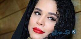 ملیکا شریفی نیا دختری با دستان دورنگ و از تنور در آمده