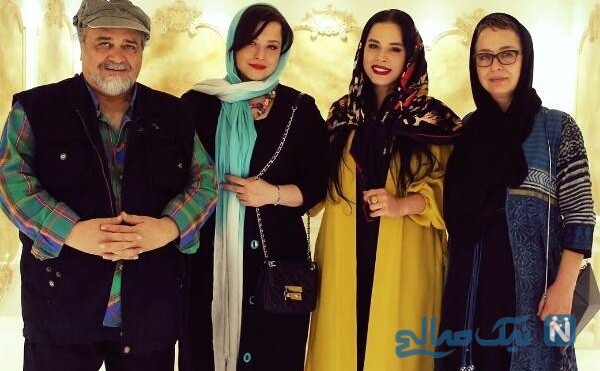 خانواده بازیگر معروف ایرانی