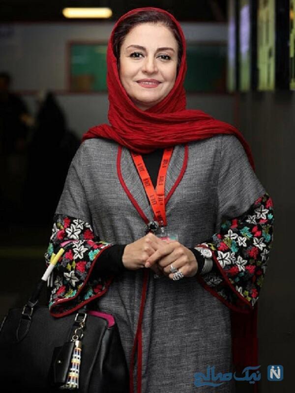 استایل مریلا زارعی در جشن حافظ