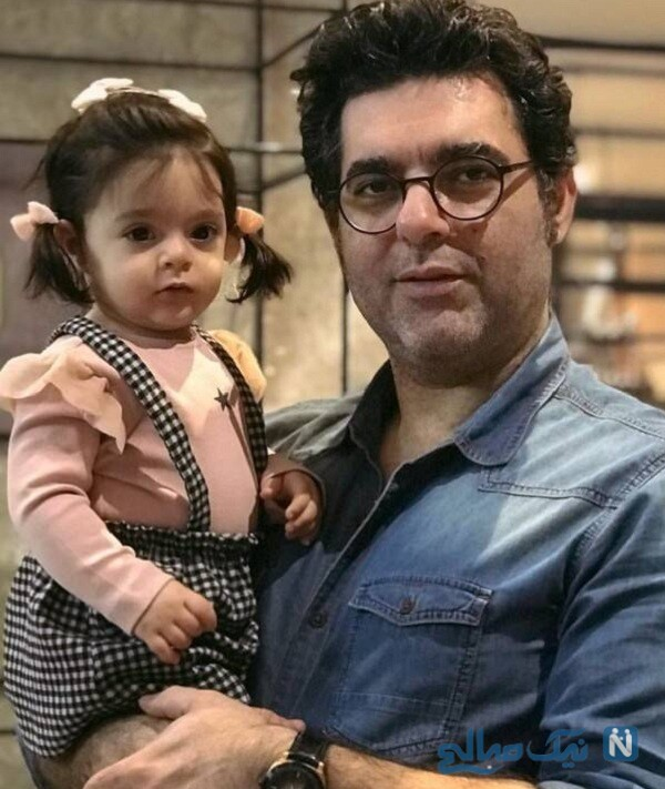 دختر کارگردان ایرانی