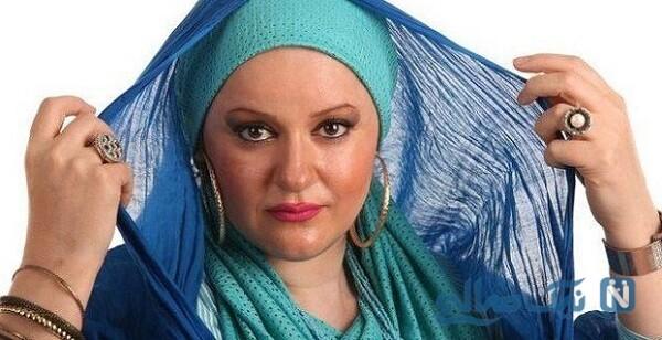 عکس جدید نعیمه نظام دوست و خواهرش