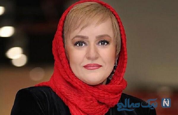 نعیمه نظام دوست بازیگر سینما و تلویزیون و خواهرش