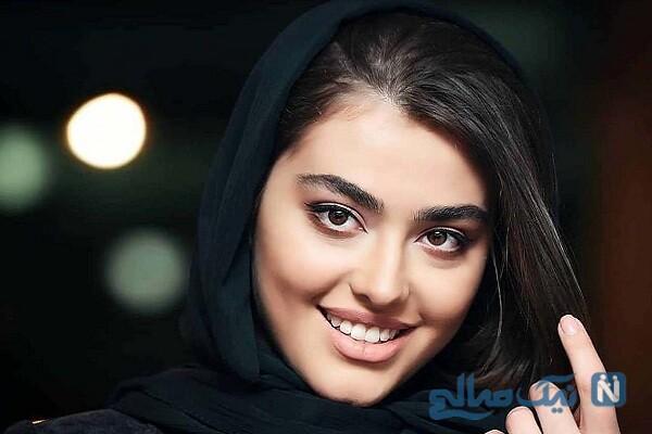تغییر چهره ریحانه پارسا بعد از طلاق از همسرش مهدی کوشکی