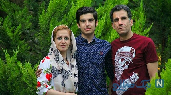 تصاویر جدید مانی رحمانی درکنار پدر و مادرش