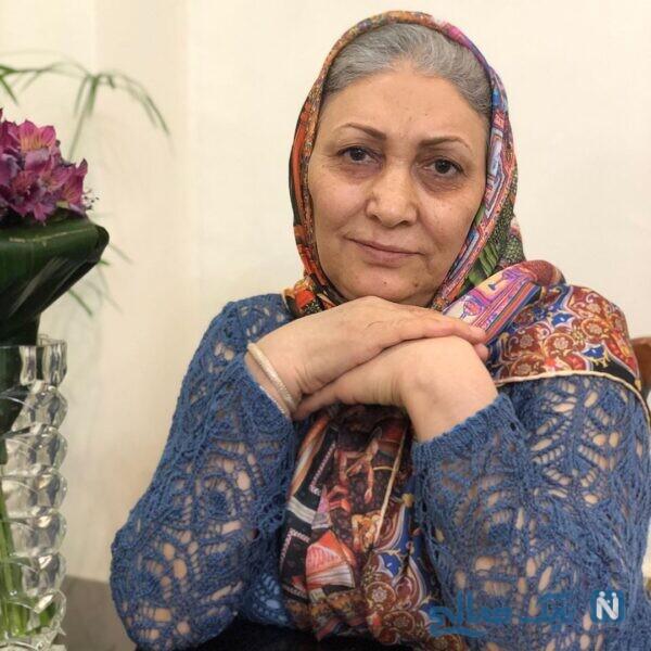 مادر ابراهیم اشرفی